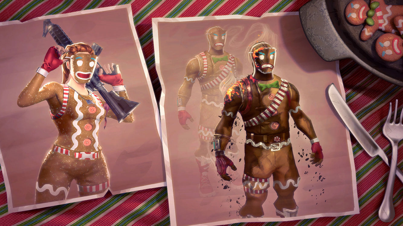 Fortnite Christmas Skins Merry Marauder 1334x750 Download Hd Wallpaper Wallpapertip (christmas skins, male glow) all of these skins are in this fortnite skin ranking video i rank all of the new and og christmas skins! fortnite christmas skins merry marauder