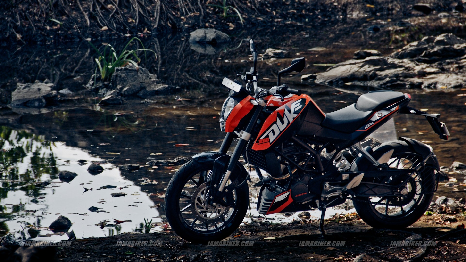 Ktm Duke 125 Wallpaper Hd 1920x1080 Download Hd Wallpaper Wallpapertip