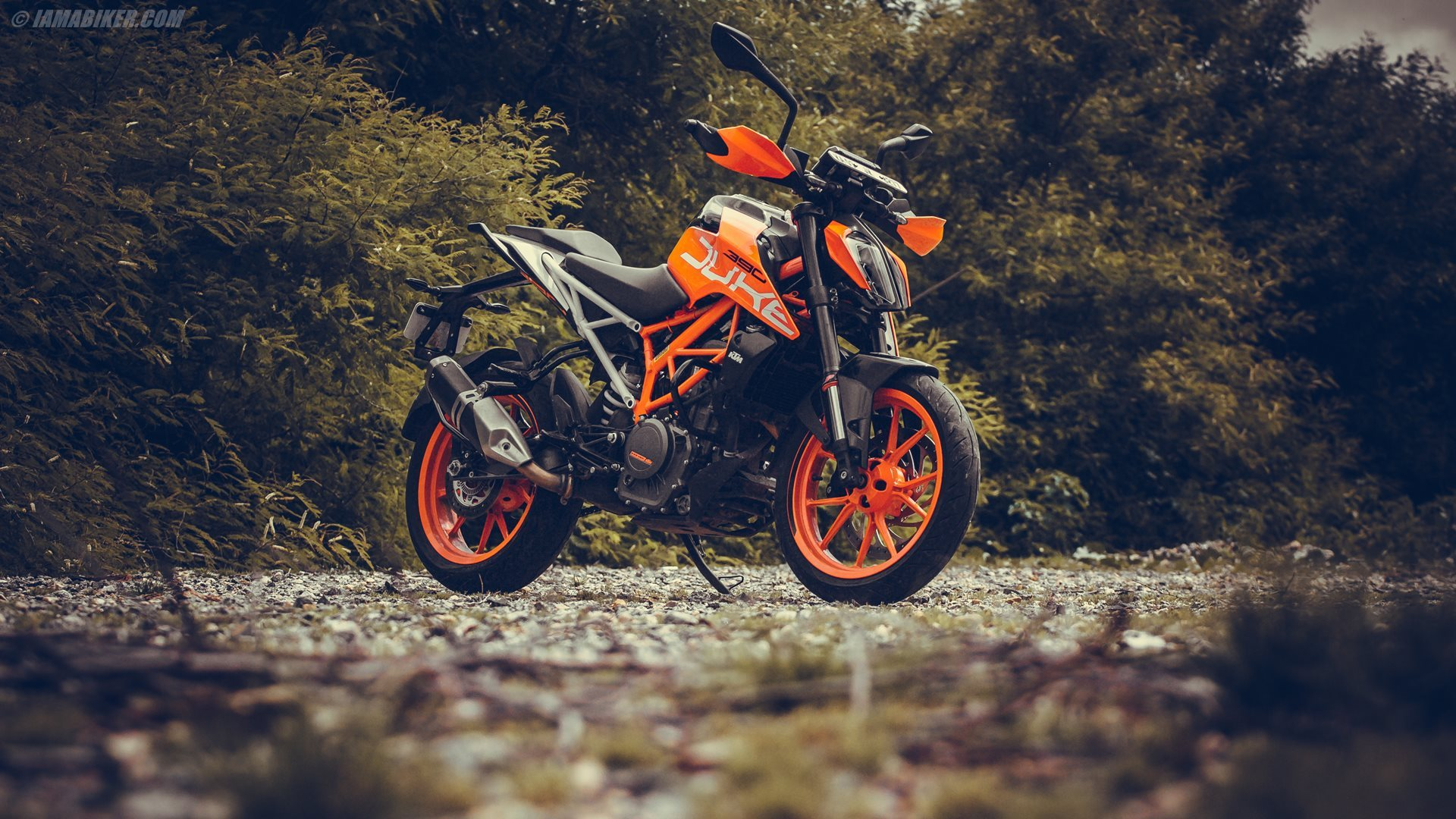 2017 Ktm Duke 390 Hd Wallpapers Iamabiker Ktm Duke 390 2018 1920x1080 Download Hd Wallpaper Wallpapertip