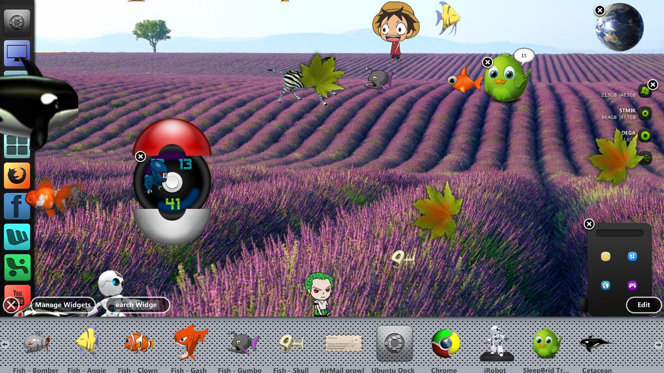 Aplikasi Pc Sadega Blogs Lavender Field Zoom Background 1366x768 Download Hd Wallpaper Wallpapertip
