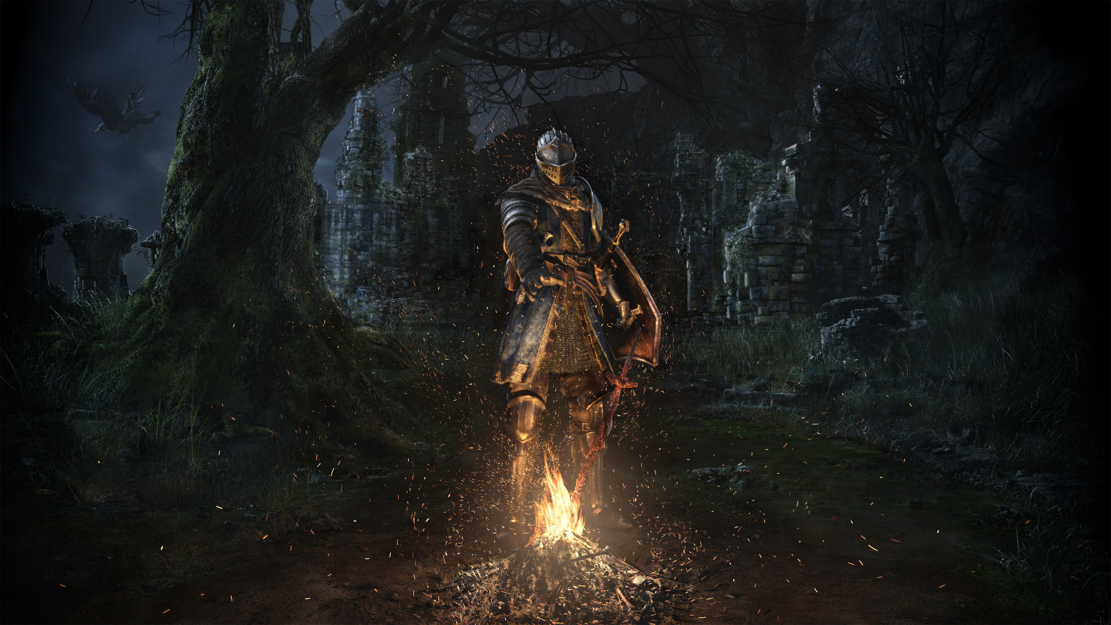 3840x2160 Ultra Hd 4k Resolutions 3840 X 2160 Original Dark Souls Remastered 4k 3840x2160 Download Hd Wallpaper Wallpapertip