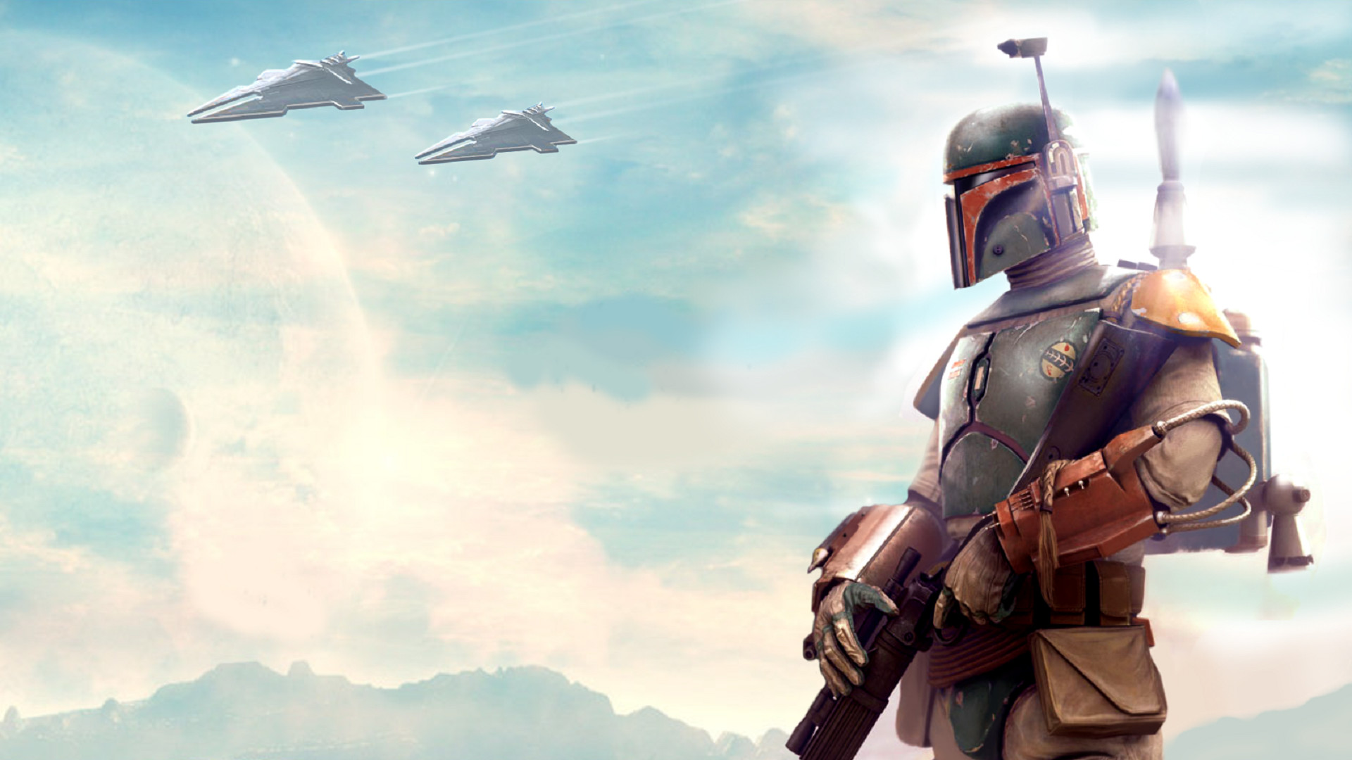 Boba Fett Wallpaper Star Wars Wallpaper Hd Boba Fett 1920x1080 Download Hd Wallpaper Wallpapertip