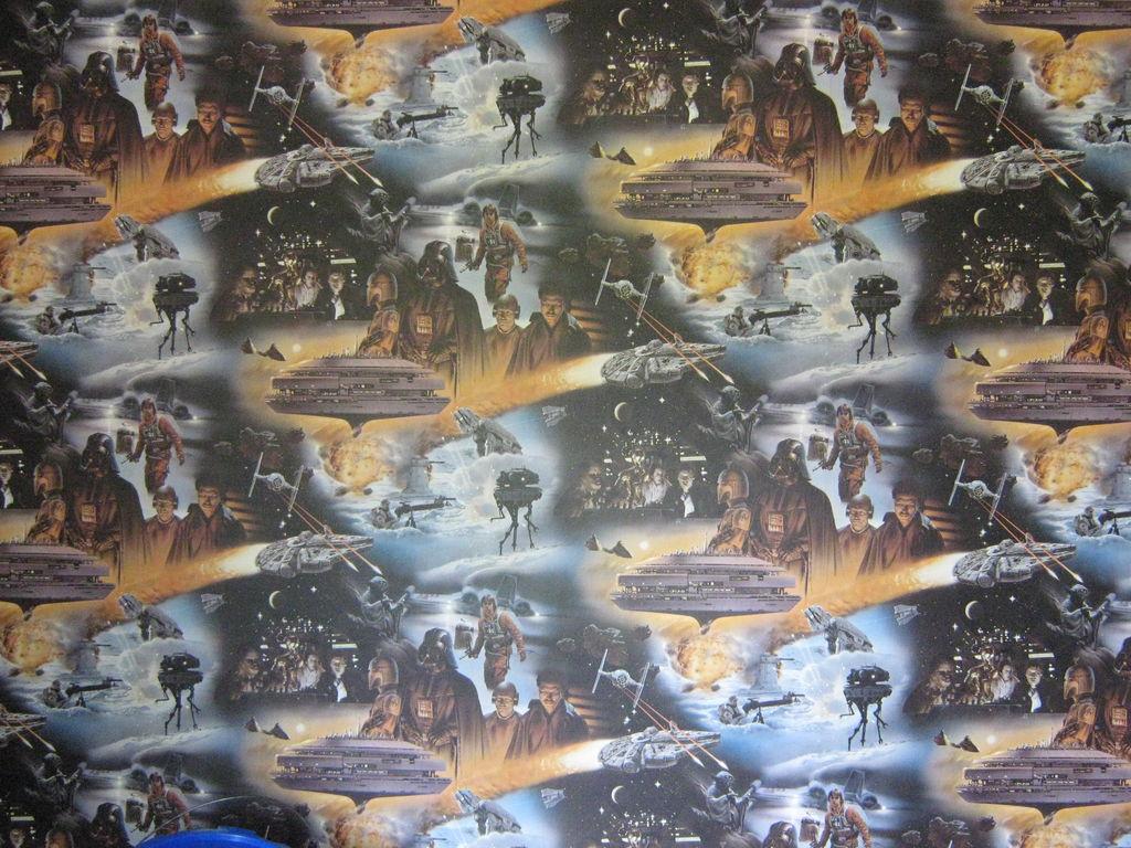 Star Wars Wallpaper Roll Vintage Empire Strikes Back 1024x768 Download Hd Wallpaper Wallpapertip