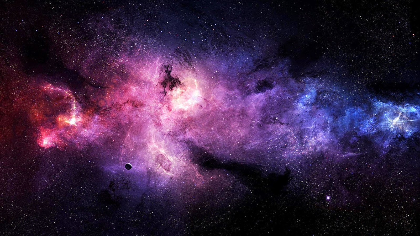 フルhd壁紙銀河 ギャラクシーノート3壁紙hd 1080p 1600x900 Wallpapertip