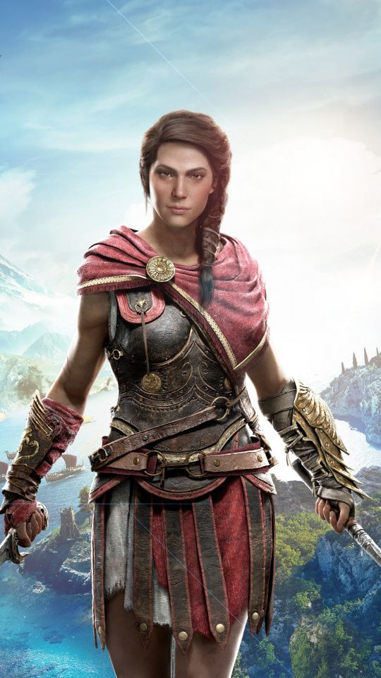 Assassin S Creed Odyssey Kassandra 360x640 Download Hd