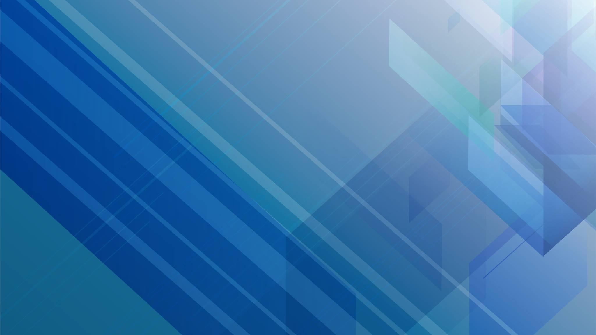 現代の青い背景のhd 現代の青い壁紙 2048x1152 Wallpapertip