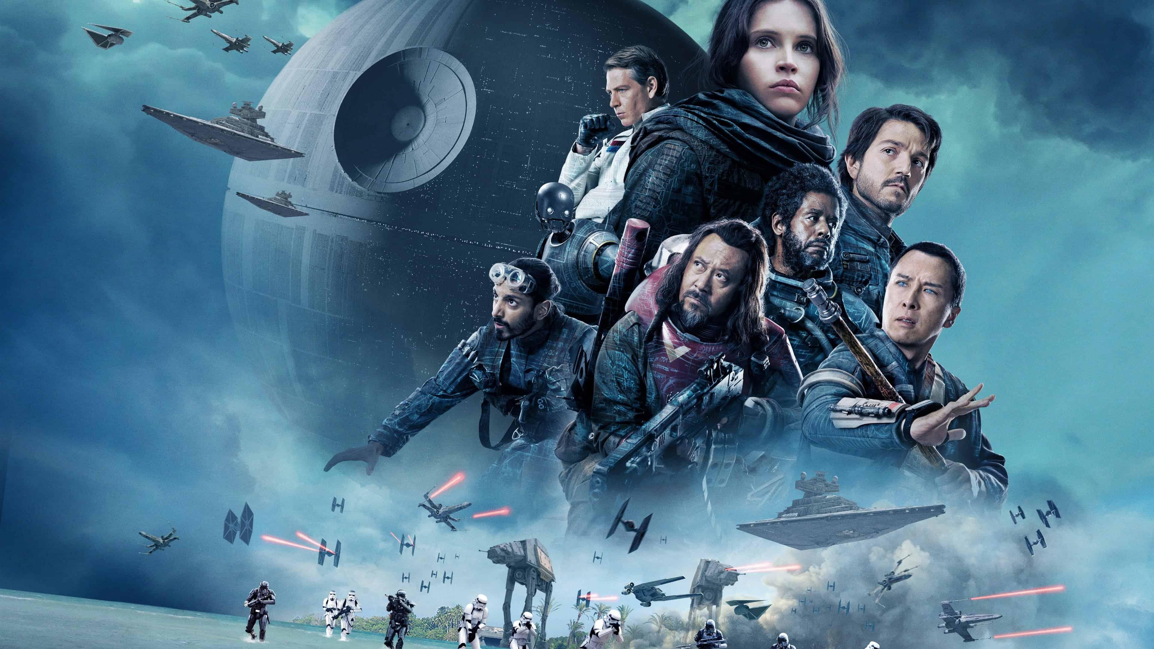 Rogue One A Star Wars Story Uhd 4k Wallpaper Star Wars Rogue One Wallpaper 4k 3840x2160 Download Hd Wallpaper Wallpapertip