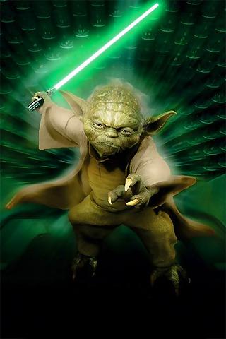 Yoda Wallpaper Iphone Yoda Star Wars 3 320x480 Download Hd Wallpaper Wallpapertip