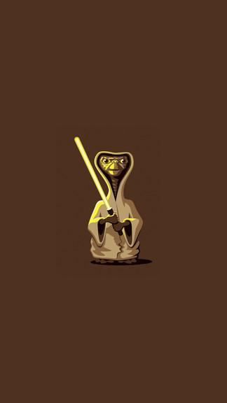 Et Yoda Iphone 6 6 Plus Wallpaper Star Wars 324x576 Download Hd Wallpaper Wallpapertip