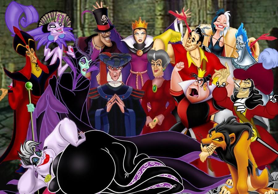Disney Villains 900x630 Download Hd Wallpaper Wallpapertip