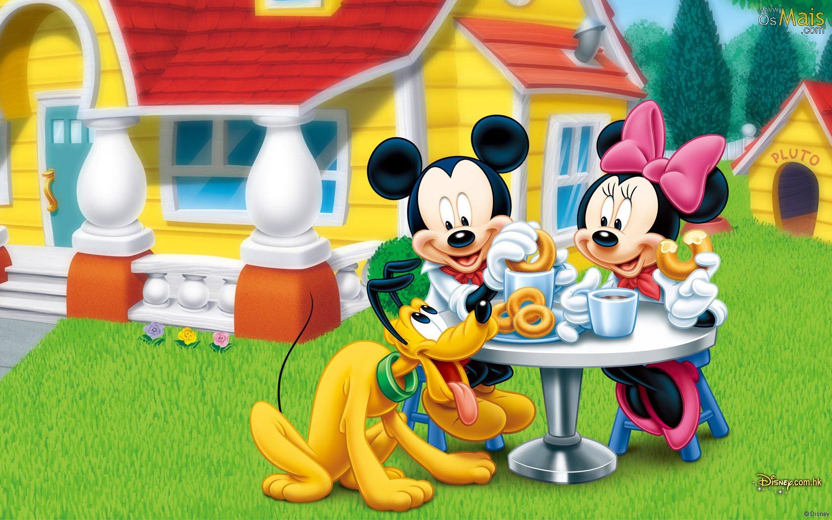高解像度ミッキーマウスの背景 無料ディズニー壁紙ダウンロード 1680x1050 Wallpapertip