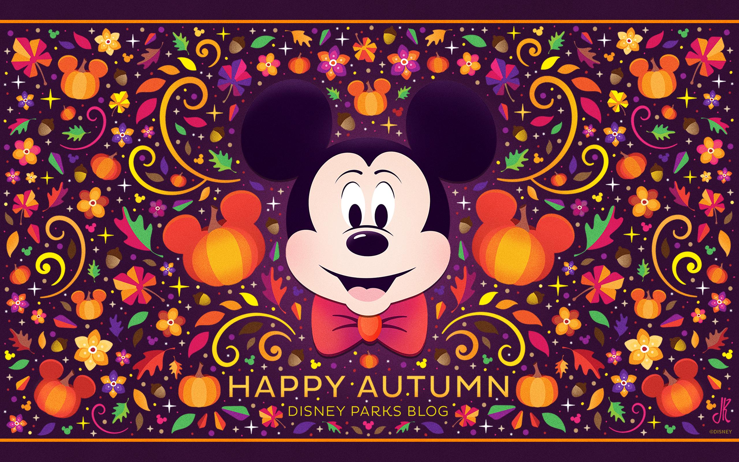 Disney Parks Blog Wallpaper Halloween 2560x1600 Download Hd Wallpaper Wallpapertip