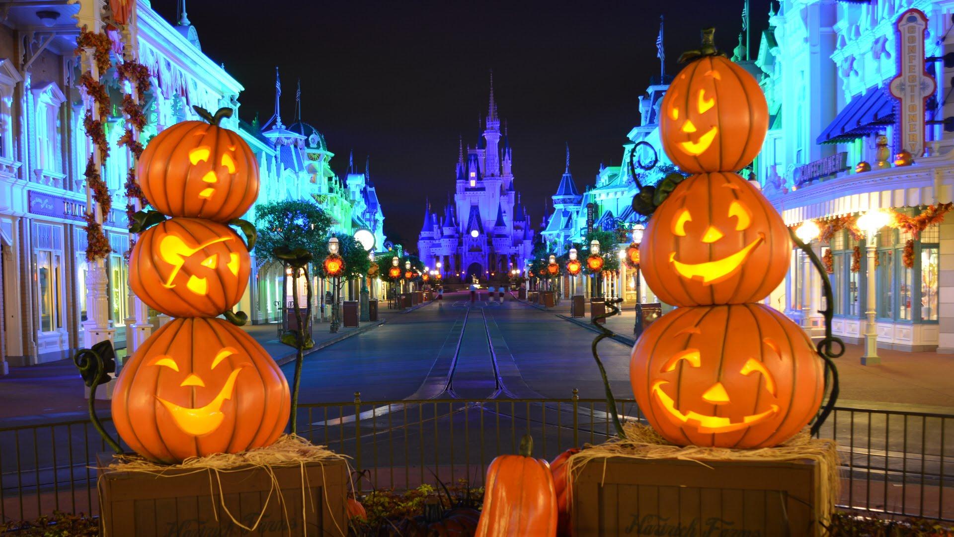 Walt Disney World Halloween 1280x720 Download Hd Wallpaper Wallpapertip