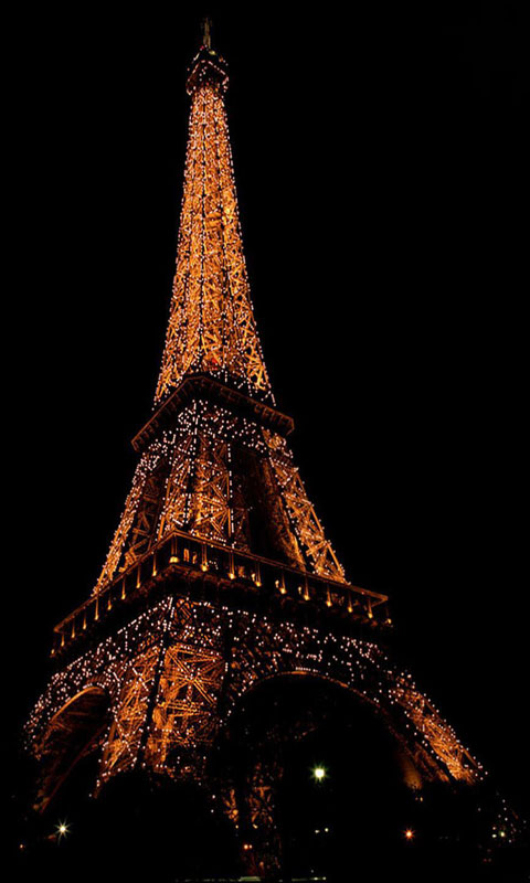 Black Wallpapers For Mobile Wallpapers For Mobile Phone Eiffel Tower 480x800 Download Hd Wallpaper Wallpapertip