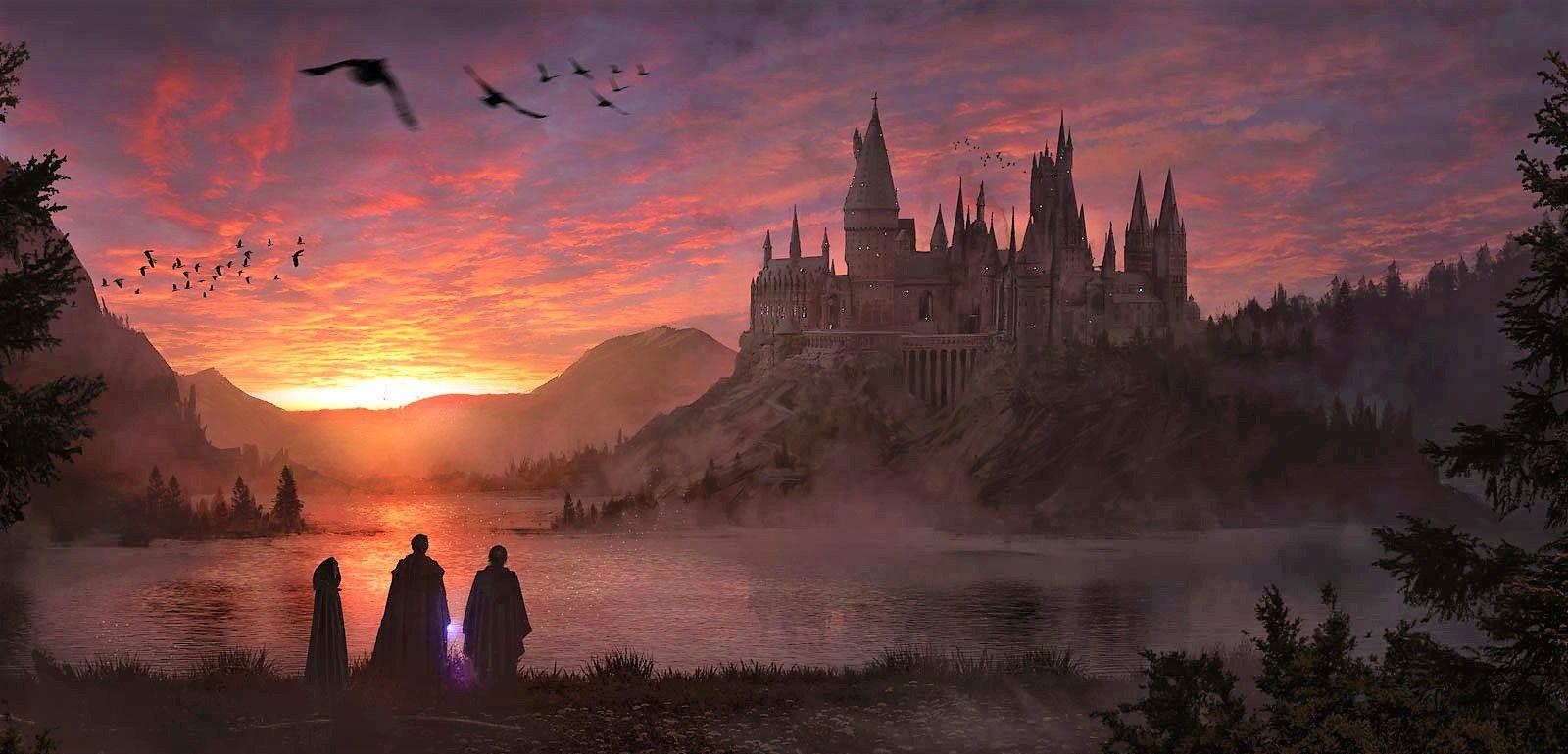 Download Harry Potter Wallpaper 4k - WallpaperTip