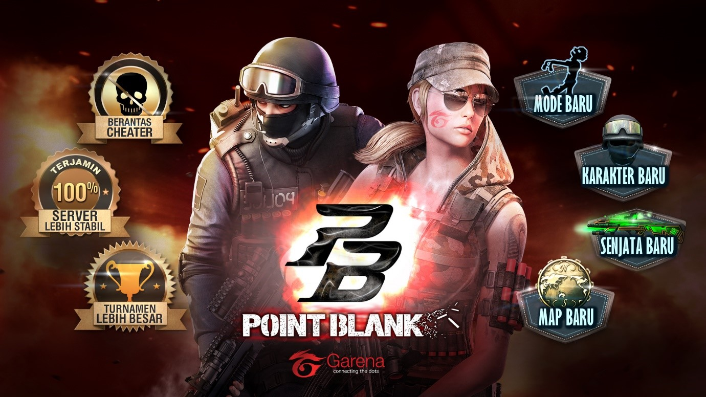Point Blank Indonesia - 1380x776 - Download HD Wallpaper - WallpaperTip