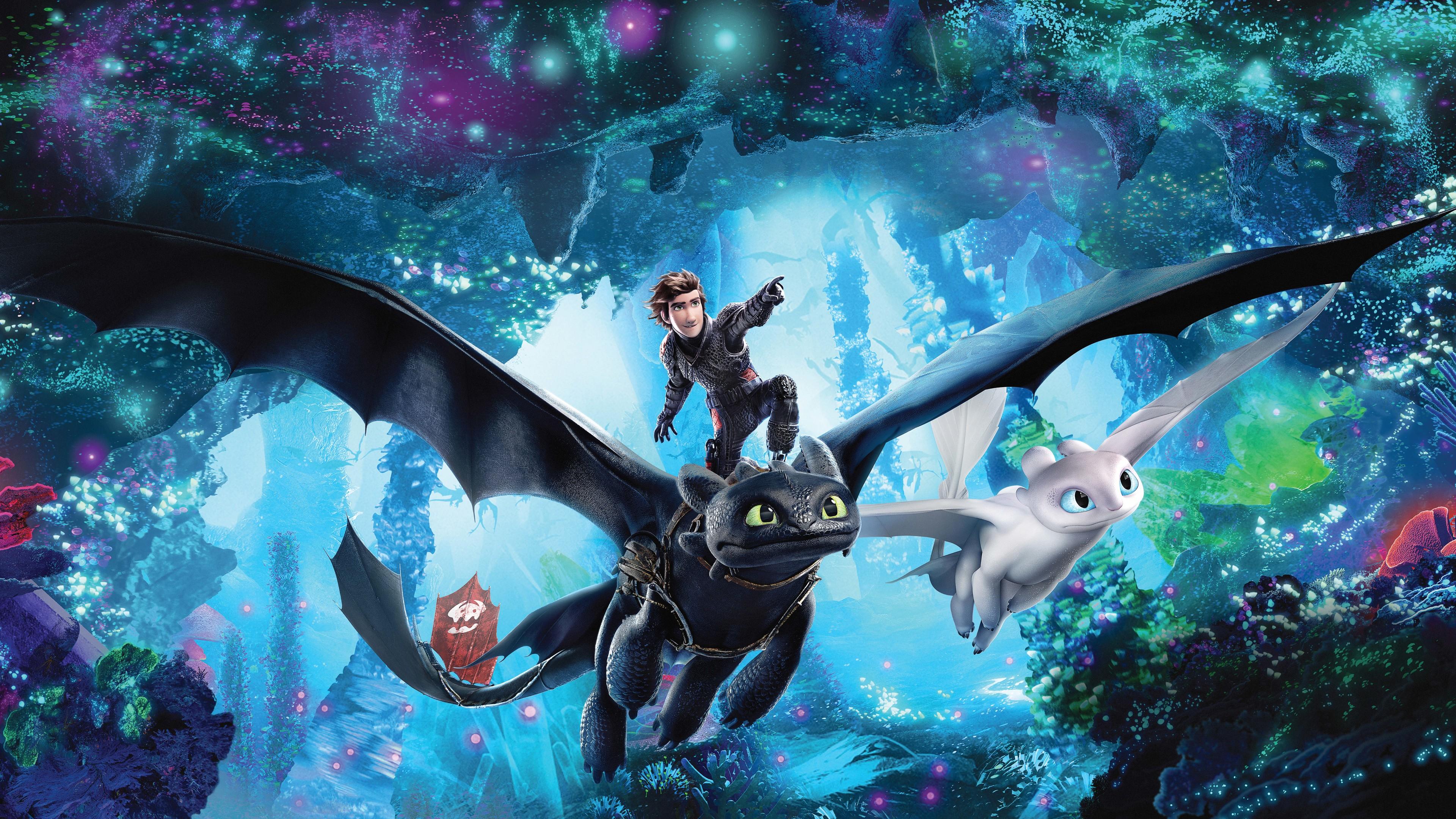 Train Your Dragon The Hidden World 1280x720 Download Hd Wallpaper Wallpapertip