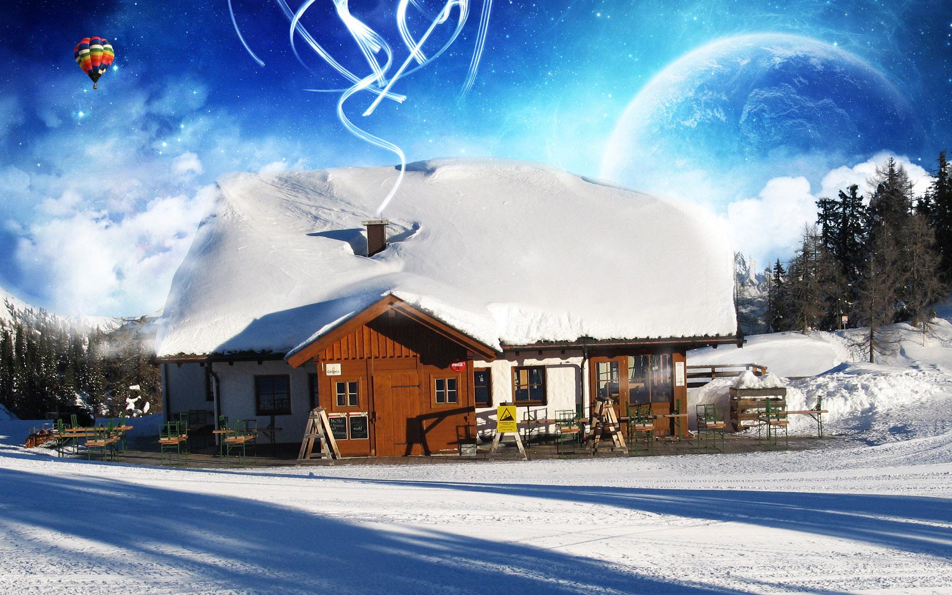 süße Natur 3d hd - home sweet home ...