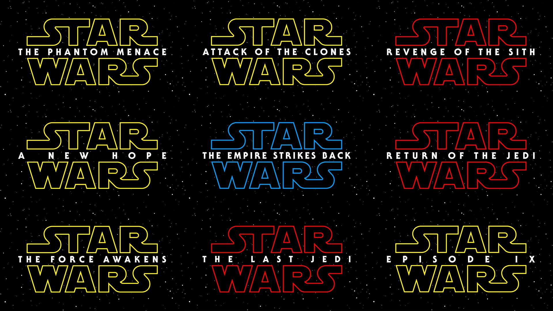 Star Wars Logo Wallpapers Data Src Star Wars Logo Background 1920x1080 Download Hd Wallpaper Wallpapertip