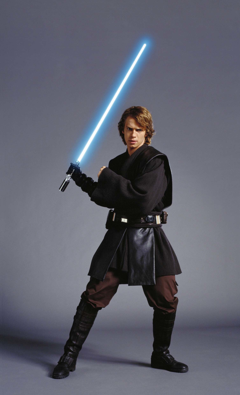 Publicity Shot Of Anakin Skywalker For Star Wars Anakin Skywalker Revenge Of The Sith Promo 1508x2480 Download Hd Wallpaper Wallpapertip