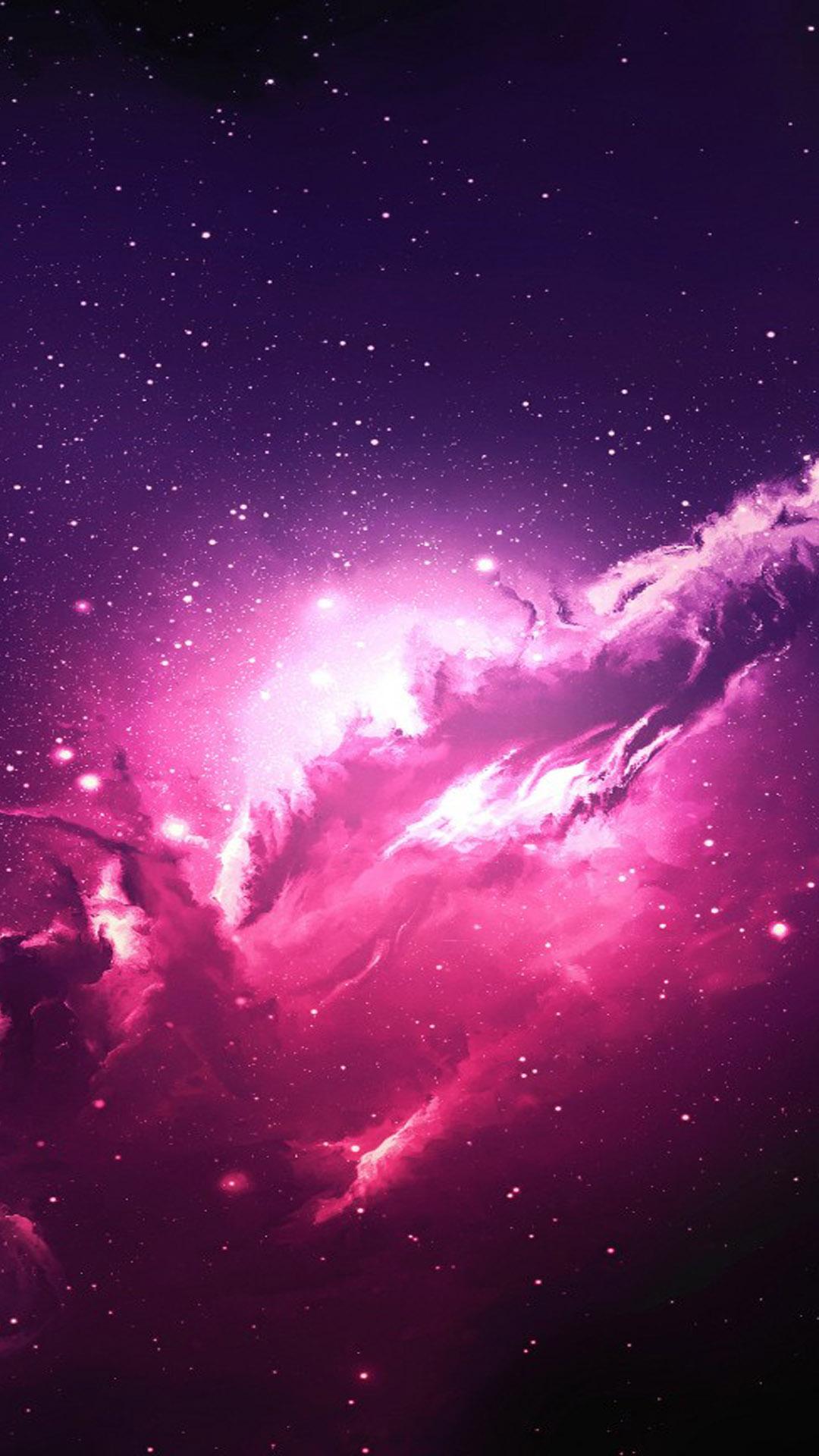 iPhone Space Wallpaper 21k   Galaxie Hintergrund Wallpaper ...