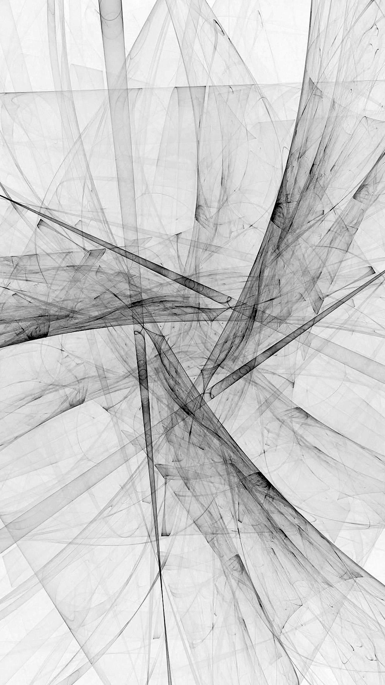 iPhone Wallpaper schwarz und weiß   abstrakte Schwarzweiss Tapete ...