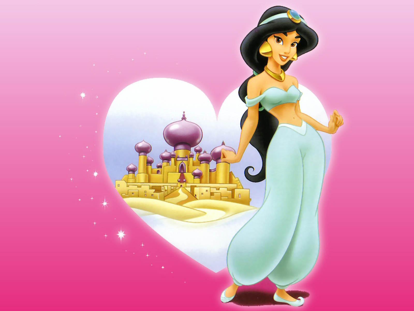 プリンセスジャスミンアラジンジャスミン プリンセスジャスミン壁紙 1600x10 Wallpapertip