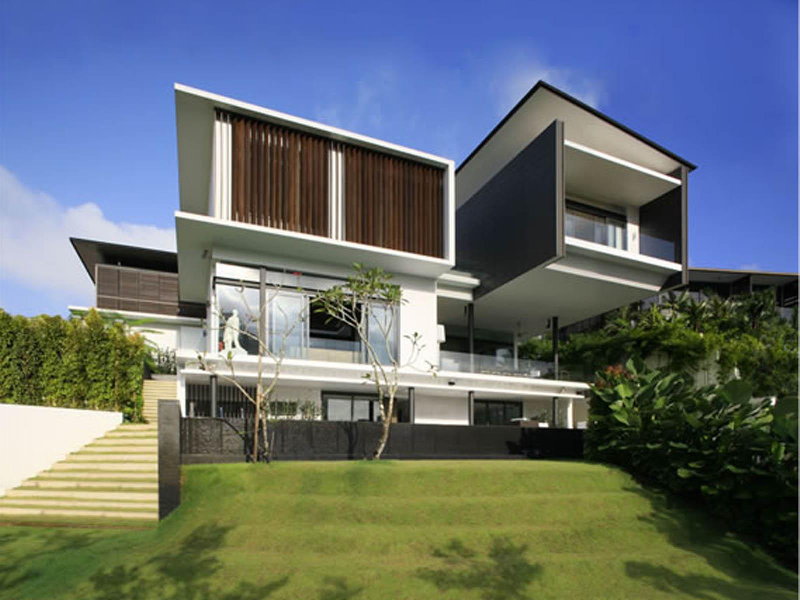 Minecraft Concrete House Design 1600x1200 Download Hd Wallpaper Wallpapertip