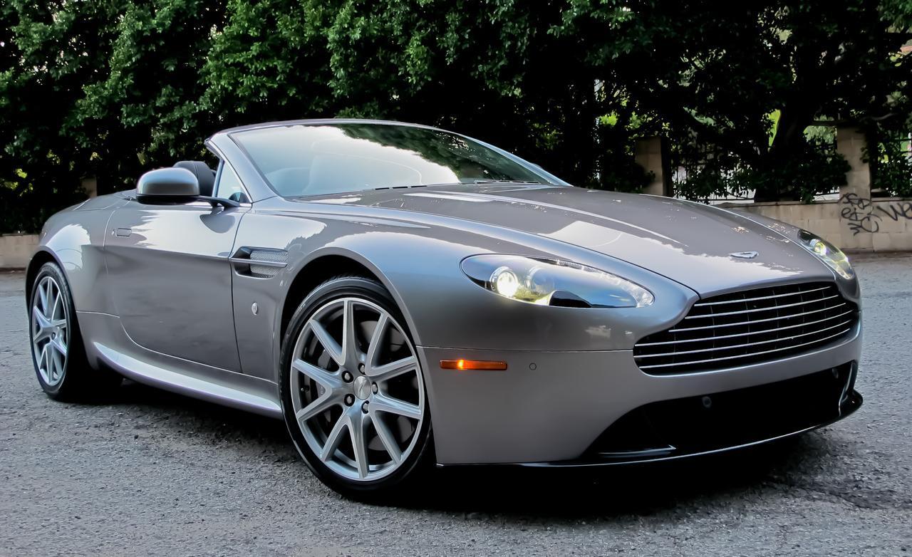 2012 Aston Martin Vantage Roadster Preis Tapete Preisliste 1280x782 Wallpapertip