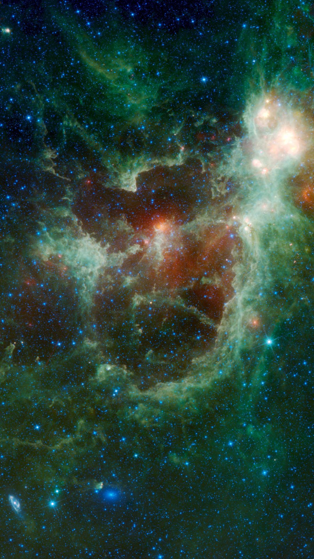 赤と緑の銀河 サムスンギャラクシーj2壁紙フルhd 1080x19 Wallpapertip