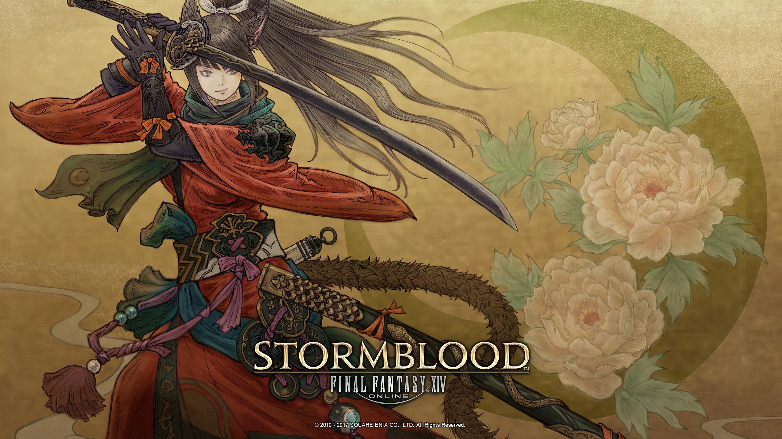 Fantasy Character Art Samurai 2560x1440 Download Hd Wallpaper Wallpapertip
