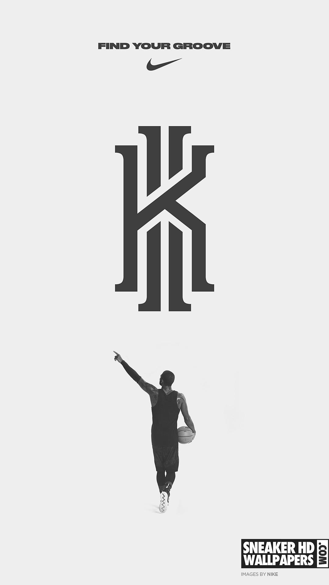 カイリー アーヴィング カイリーのロゴの壁紙 1080x19 Wallpapertip