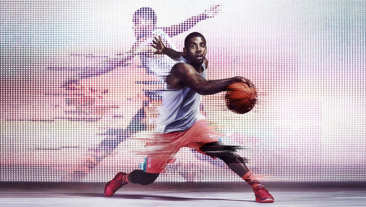 Kyrie Irving Crossover Poster - 1219x690 - Download HD Wallpaper -  WallpaperTip