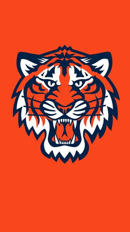 Vector Detroit Tigers Logo 444x794 Download Hd Wallpaper Wallpapertip