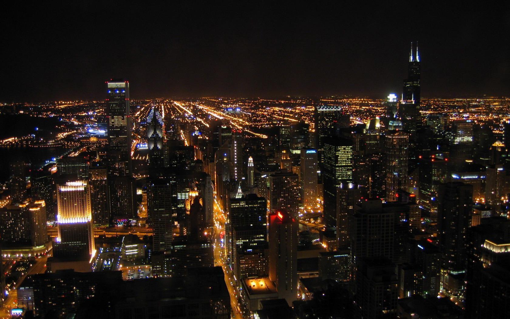 シカゴ 1366 X 768の解像度の壁紙 1366x768 Wallpapertip