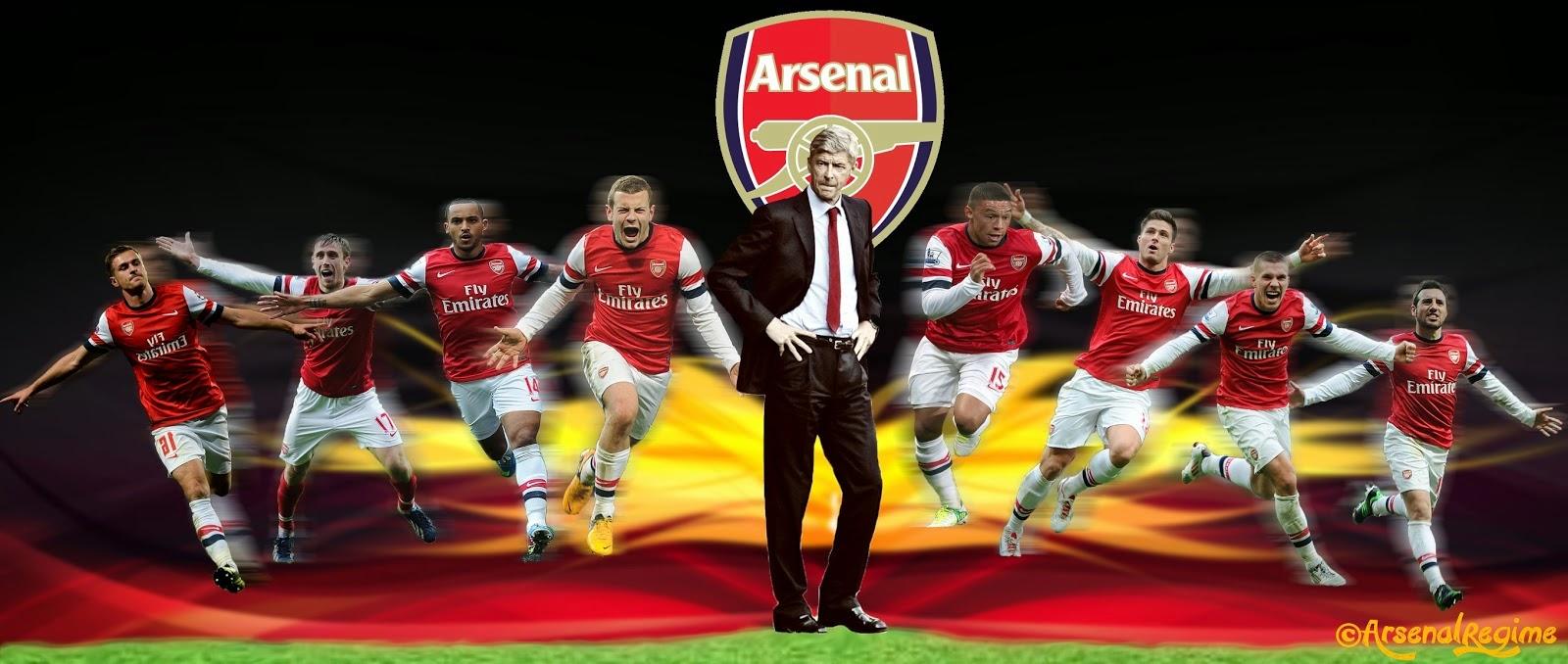 Arsenal Football Club Wallpaper Arsenal Players Pictures Download 1600x678 Download Hd Wallpaper Wallpapertip