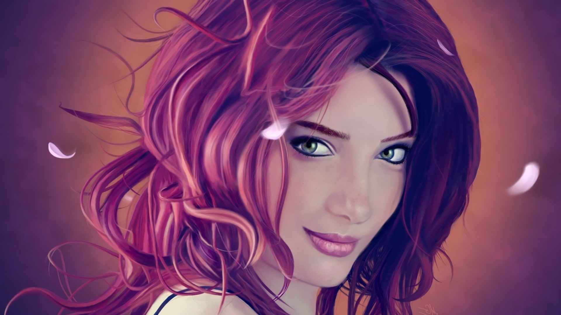 Anime Portrait Wallpaper 1920x1080 Download Hd Wallpaper Wallpapertip