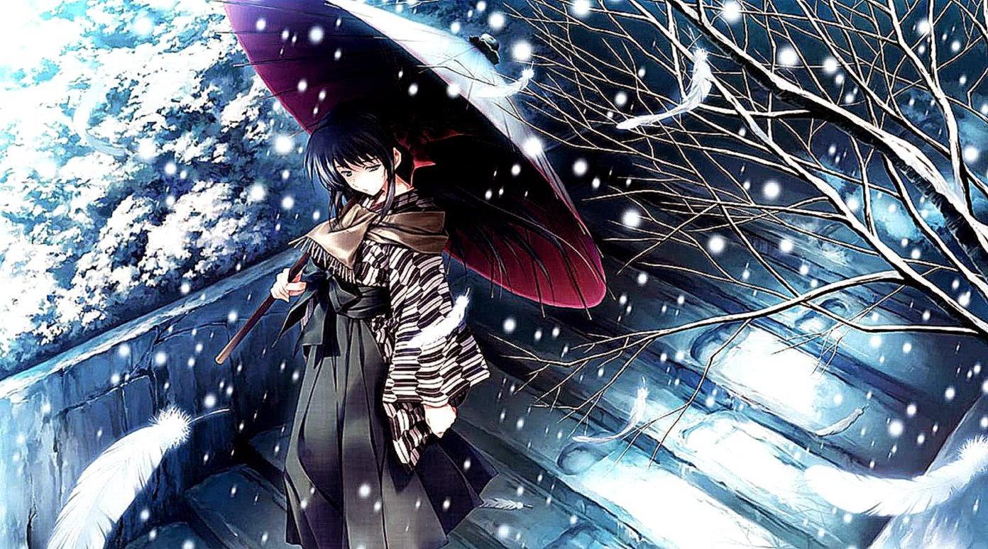 Anime Wallpaper Hd Para Pc Fondos De Pantalla De Anime De Alta Calidad 1392x774 Wallpapertip