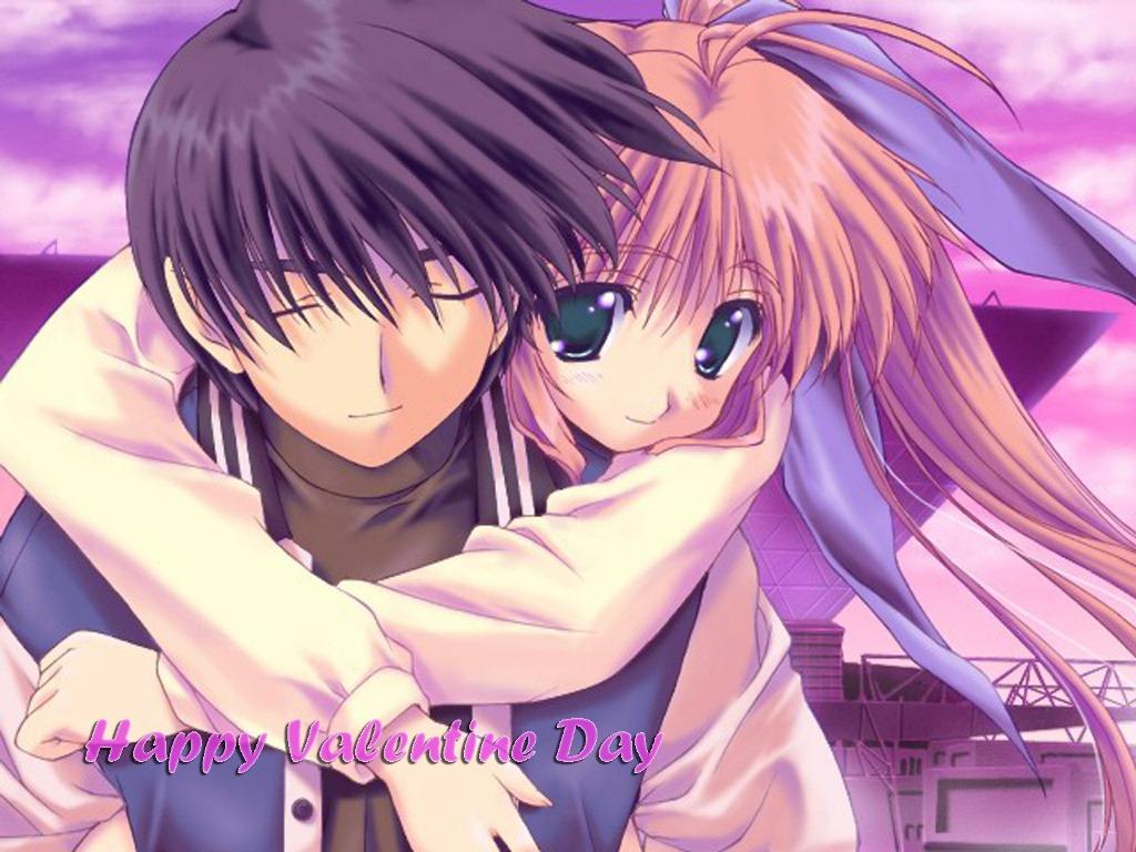 Anime Love Wallpaper Hd 3d gambar ke 19