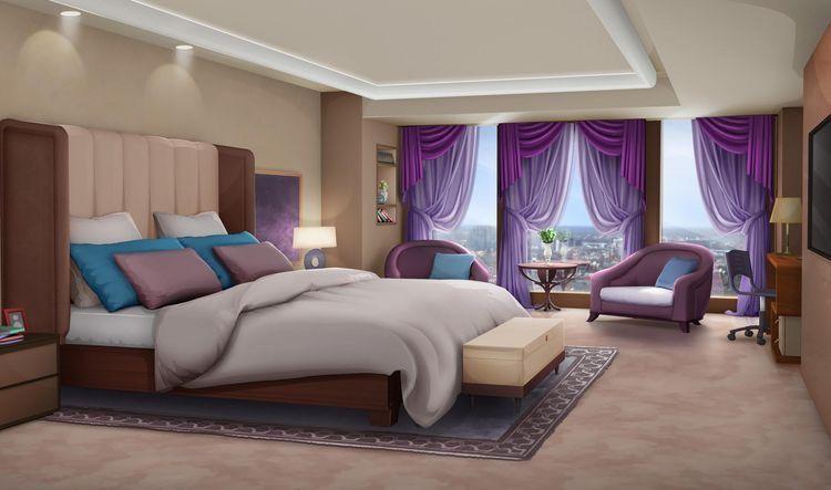 Anime Bedroom Background 750x443 Download Hd Wallpaper Wallpapertip