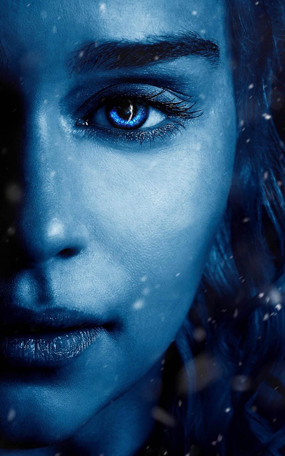 Daenerys Targaryen In Game Of Thrones Season 7 Hd Mobile Game Of Thrones 7 Season Poster Characters 1000x1600 Download Hd Wallpaper Wallpapertip