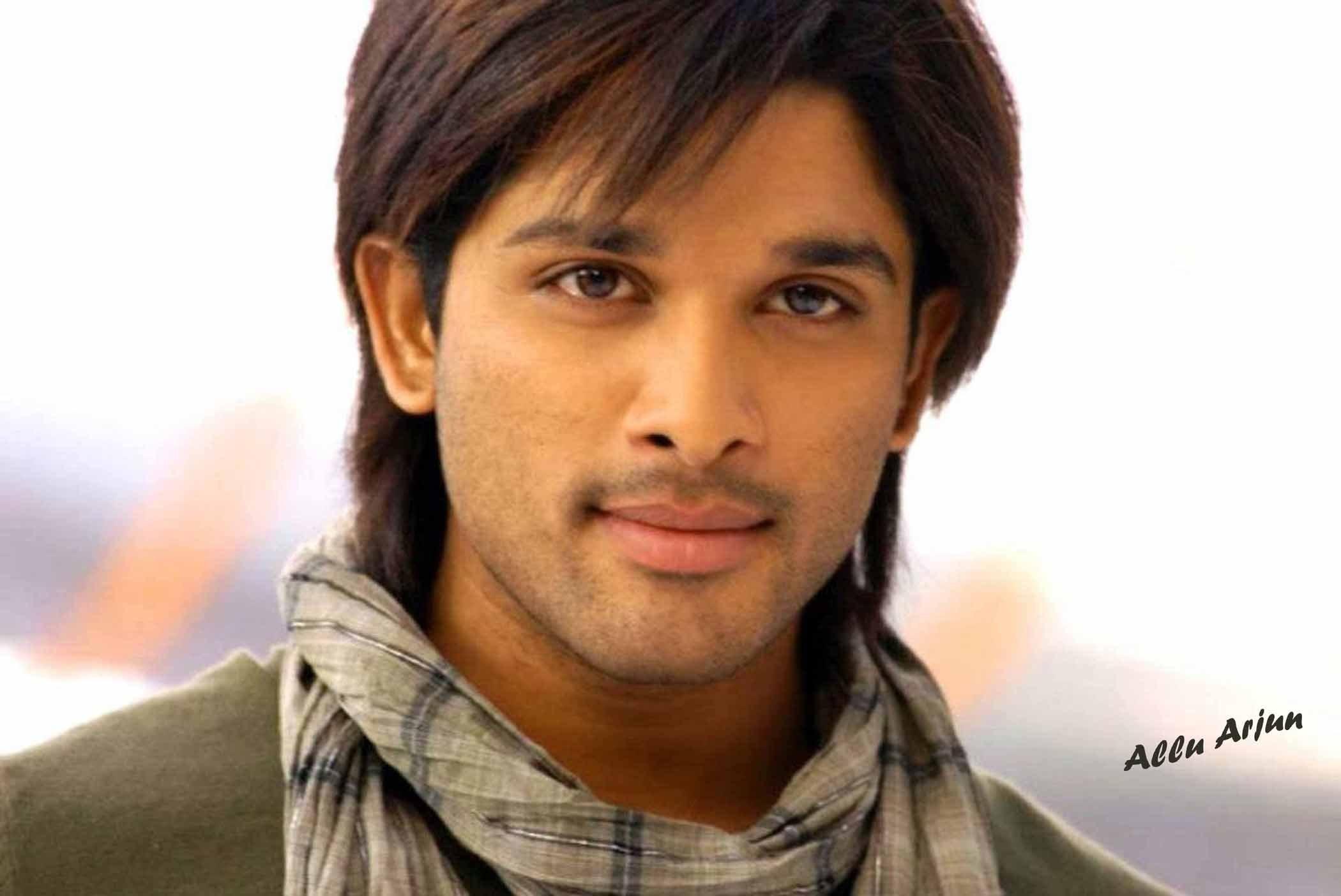 Allu Arjun In Arya 2 Hd Wallpapers Cute Allu Arjun Male 2100x1404 Download Hd Wallpaper Wallpapertip