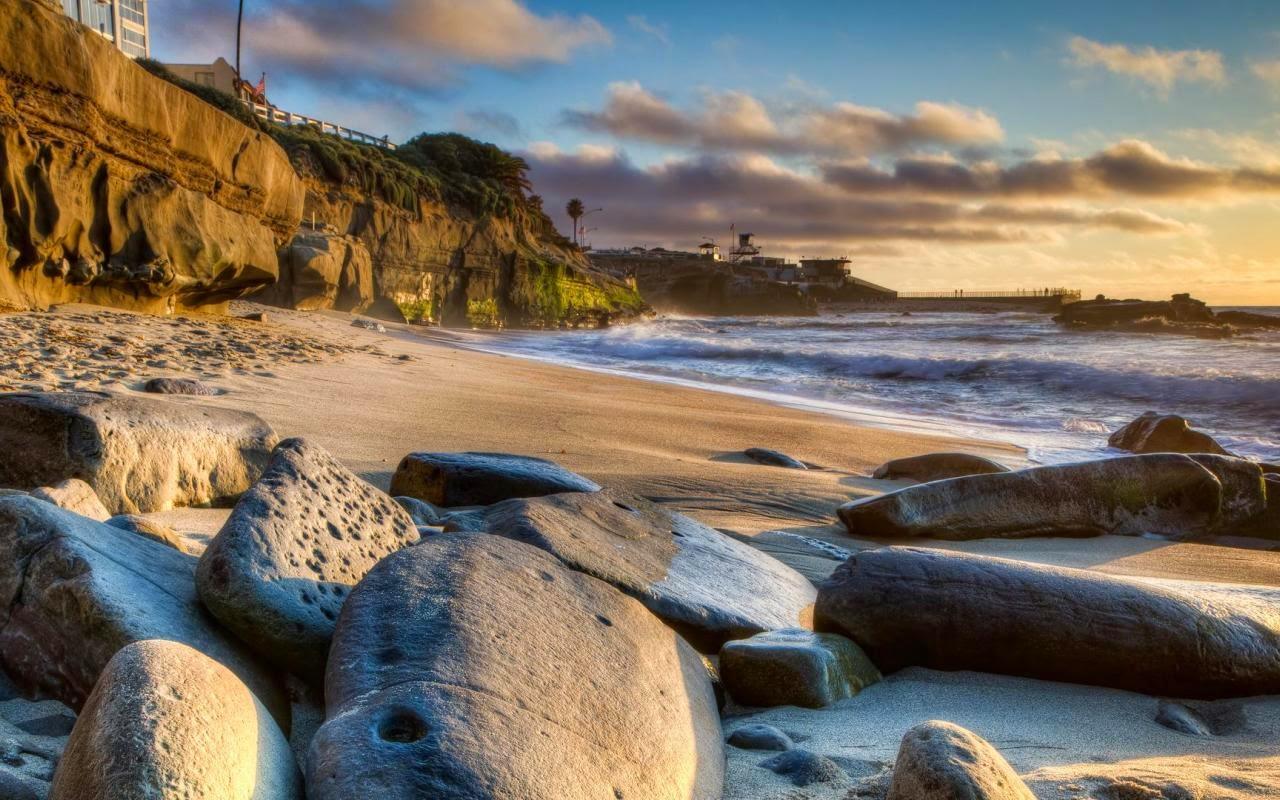 San Diego Wallpaper Magnificent Beach San Diego Beach 1280x800 Download Hd Wallpaper Wallpapertip