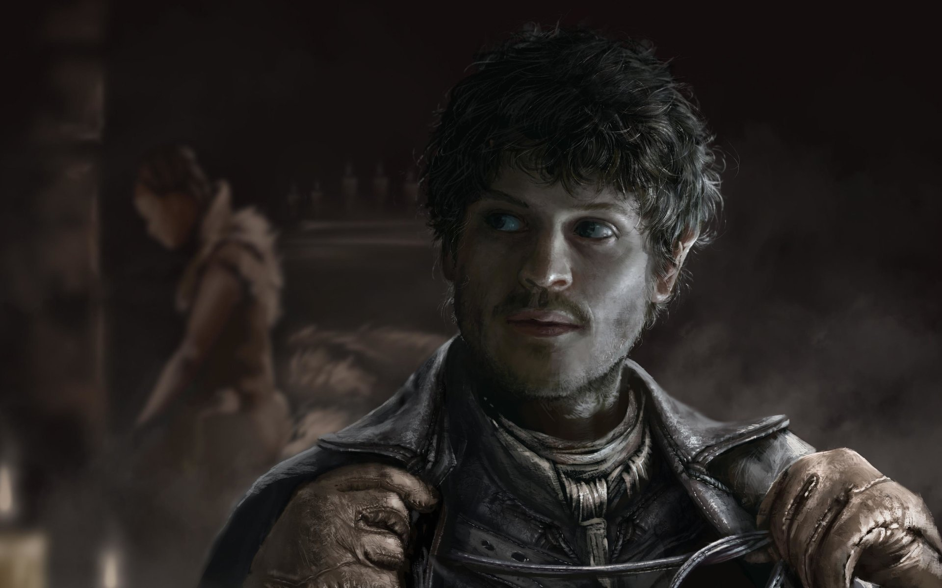 713920 Title Tv Show Game Of Thrones Ramsay Bolton Game Of Thrones Ramsay Bolton 1920x1200 Download Hd Wallpaper Wallpapertip