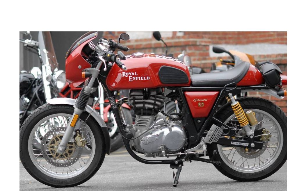 Royal Enfield Red Colours Royal Enfield Continental Gt Fairing India 1052x657 Download Hd Wallpaper Wallpapertip