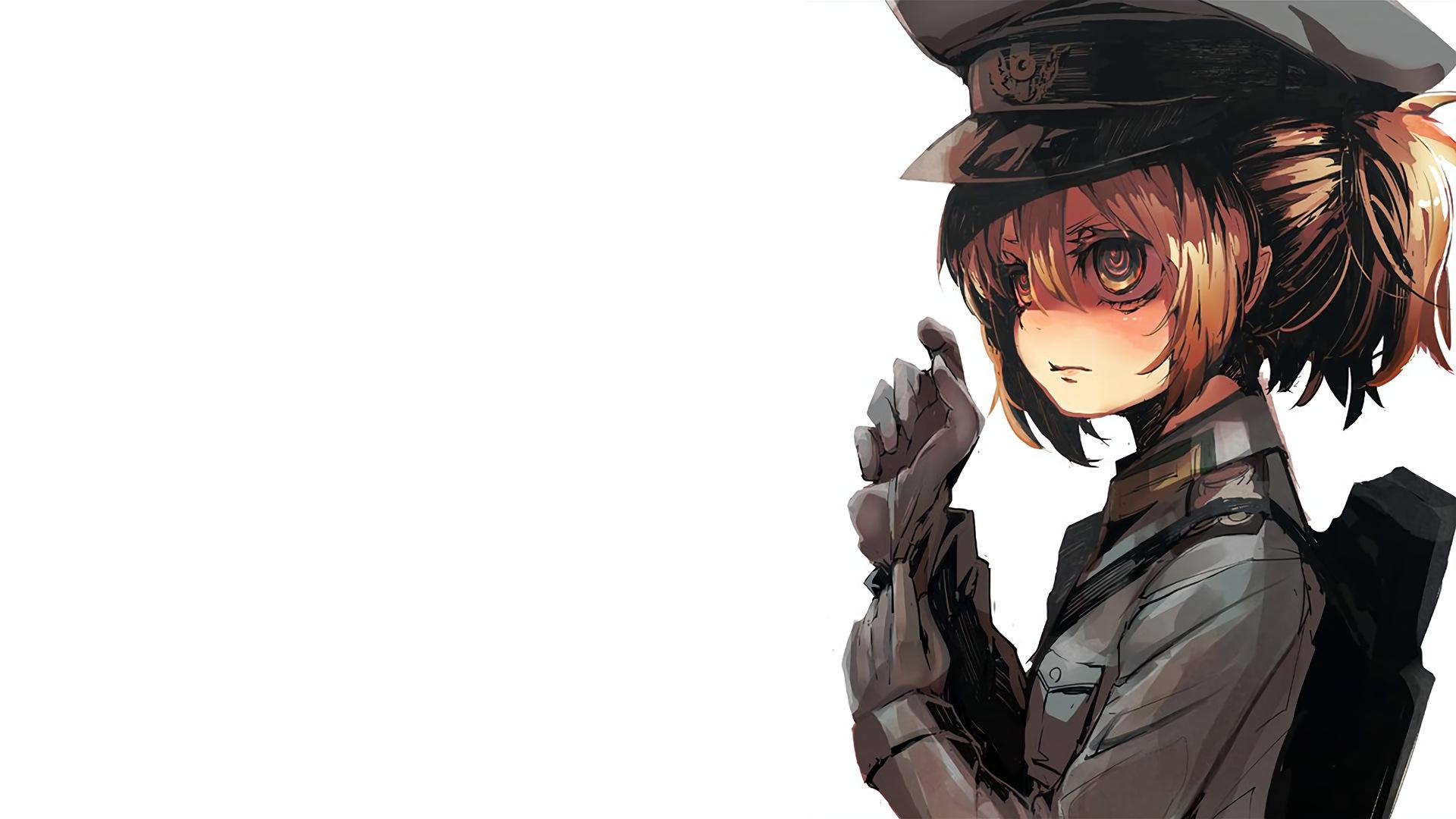 Youjo Senki Anime Tanya Degurechaff Wallpaper 22383 Tanya The Evil 1920x1080 Download Hd Wallpaper Wallpapertip