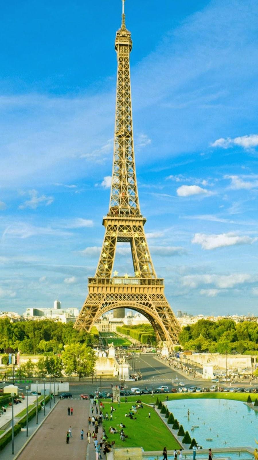 Samsung Galaxy S4 Wallpaper Eiffel Tower 900x1600 Download Hd Wallpaper Wallpapertip