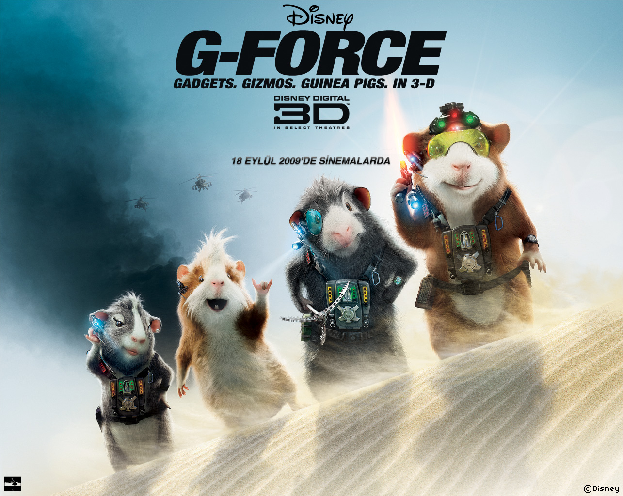 G Force Movie 1285x1024 Download Hd Wallpaper Wallpapertip