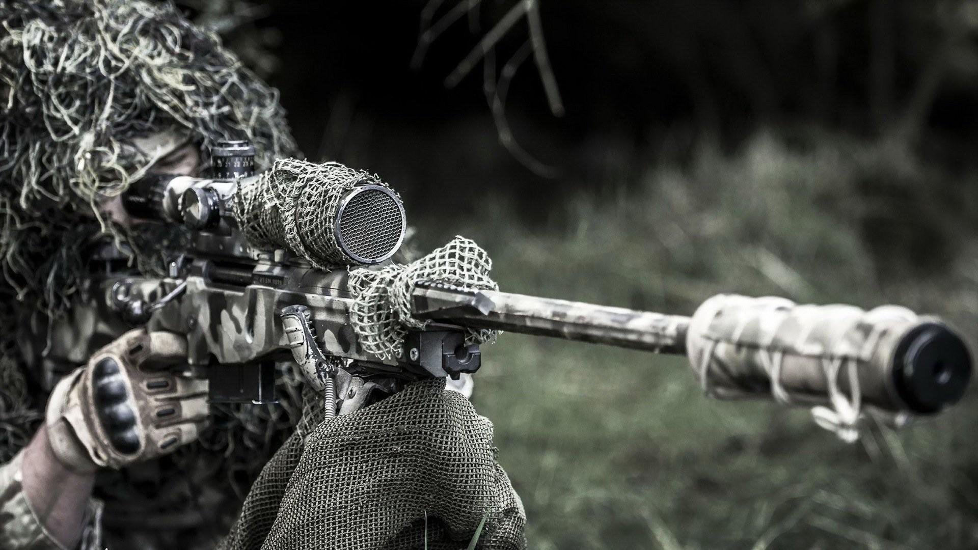 Sniper Wallpaper Hd