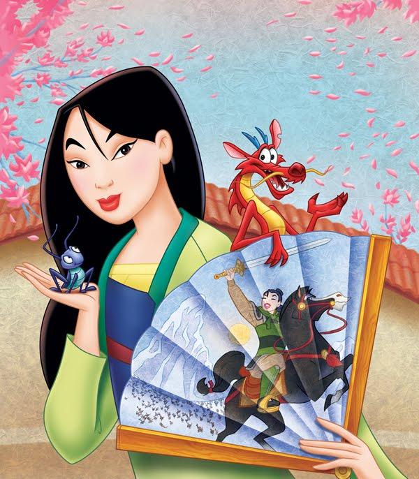 Mulan Disney 600x686 Download Hd Wallpaper Wallpapertip